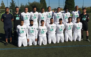 Qualification pour le 6eme tour de coupe de France